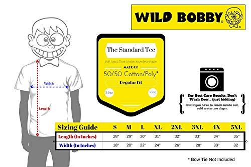 Wild Bobby Class of 2020 Quarantine Graduation Seniors Student Professor Gift | Mens Pop Culture Graphic T-Shirt