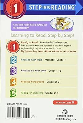 Tawny Scrawny Lion Step Into Reading Lvl 1: Kristen L  Depken