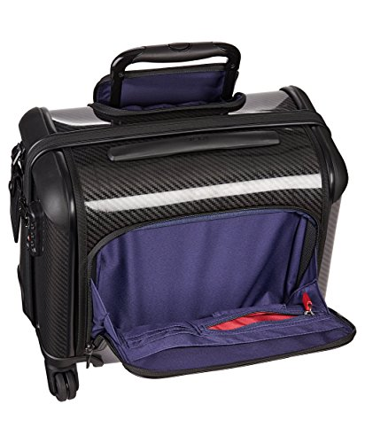 Briefcase Lite Graphite Max 4 Wheeled 25L 028704 Graphite on T Tumi grey Tegra Black Carry 0nxqBxUa