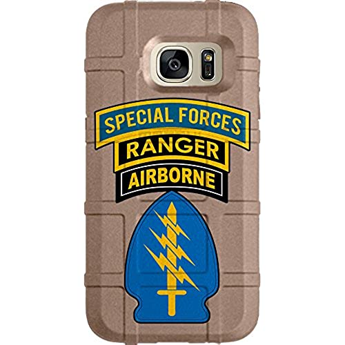 LIMITED EDITION - Authentic Made in U.S.A. Magpul Industries Field Case for Samsung Galaxy S7 (Not for Samsung S7 Edge or S7 Active) Special Forces, Ranger Sales