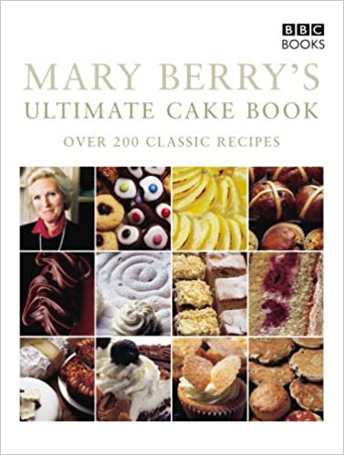 Mary Berry's Ulitmate Cake Book | amazon.co.uk