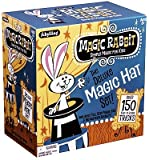Deluxe MAGIC HAT 150 Trick Set Show Dice Wand Rabbit Card Beginner Kit Kids 6+
