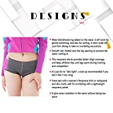 Neoprene Shorts - Swimming Pants for Women, Wetsuit Pants Dive Shorts, Tankini Swim Bottoms Neoprene Workout Panties with Waist Belt