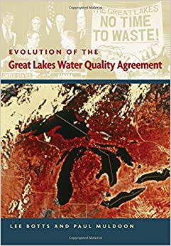 Book Evolution of the Great Lakes Water Quality Agreement (Dave Dempsey Environmental)