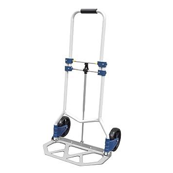 Ferrestock FSKCAR090 Carretilla Plegable, Peso Máximo 90kg: Amazon.es: Bricolaje y herramientas