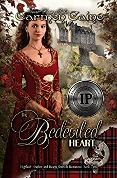The Bedeviled Heart (The Highland Heather and Hearts Scottish Romance Series Book 2) by [Caine, Carmen]