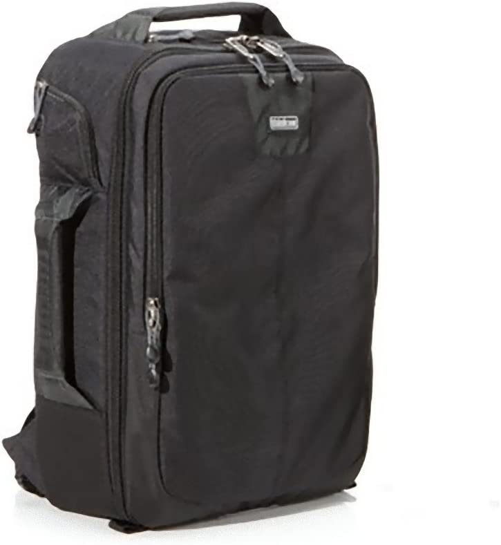 Think Tank Airport Essentials Backpack for Standard DSLR System, 300mm f/2.8/iPad/13 Laptop, Small