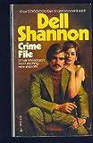 Crime File, Dell shannon, 0671802550