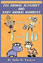 Zoo Animal Alphabet and Baby Animal Numbers