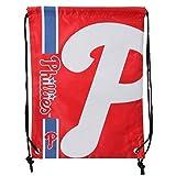 Philadelphia Phillies Side Stripe Drawstring Backpack