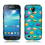 Nextkin Samsung Galaxy S4 mini I9190 Flexible Slim Silicone TPU Skin Gel Soft Protector Cover Case - Munching On Macarons