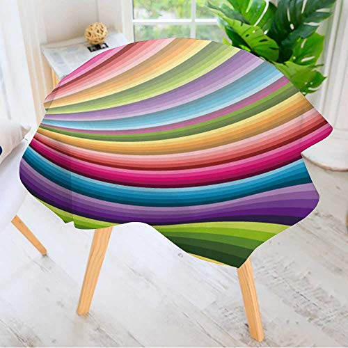 Leighhome Table Decoration Durable- Abstract Background Vect