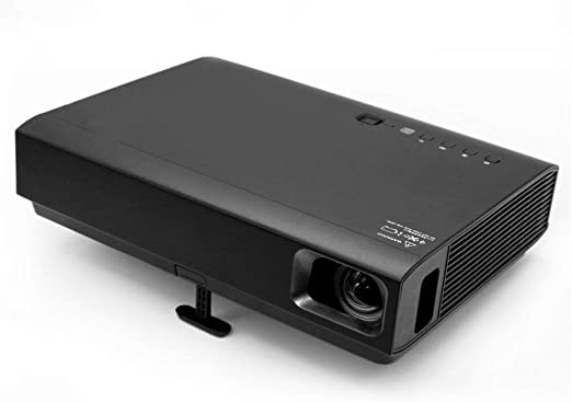 QLPP Android Proyector DLP inalámbrica AirPlay Mirroring Miracast ...
