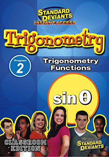 SDS Trigonometry Module 2: Trigonometry Functions [Instant Access]