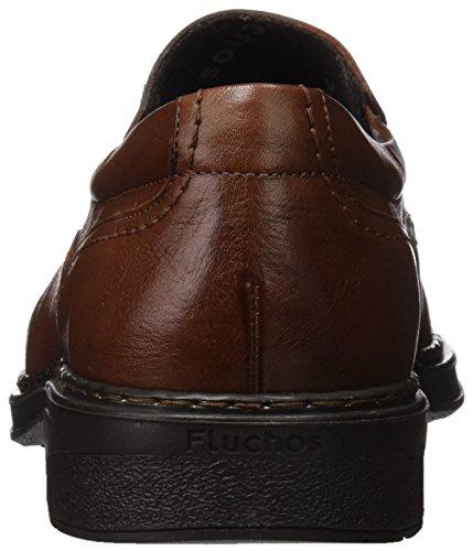 Fluchos Zapatos libano 9578 Cordones Marrón 000 Sin Es Spain Retail Hombre rPfZU6Frq