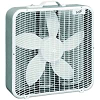 Comfort Zone CZ200U 20-Inch Box Fan