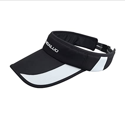 ZDD Outdoor Sports cap Cappello Vuoto Tempo Libero Cappello da Tennis  Cappello da Sole, Visiera 6 Colori (Colore  F.) Amazon.it Casa e cucina
