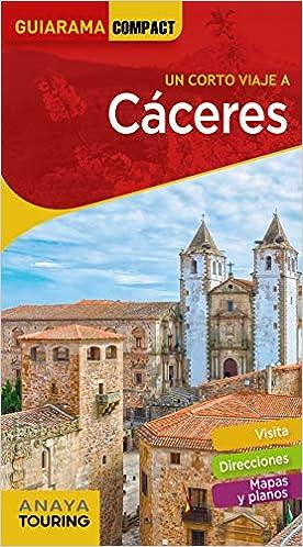 Cáceres (GUIARAMA COMPACT - España): Amazon.es: Izquierdo, Pascual: Libros