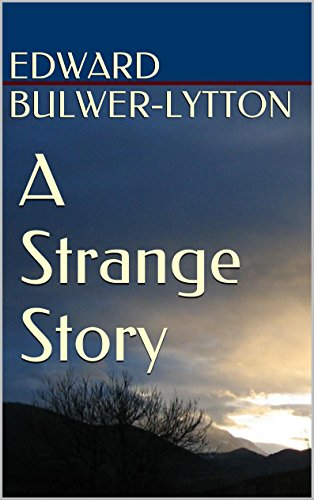 book cover of A Strange Story