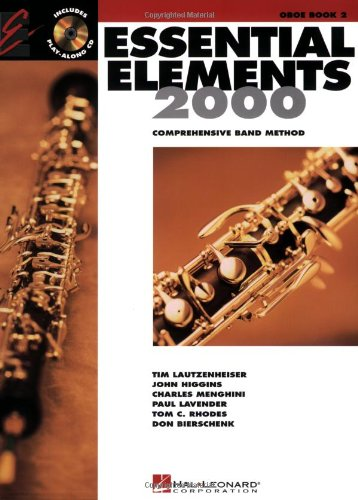 Essential Elements: Oboe Book 2