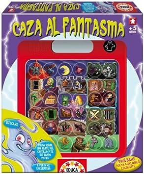 Educa 646126 - Juego Caza Al Fantasma: Amazon.es: Juguetes y juegos