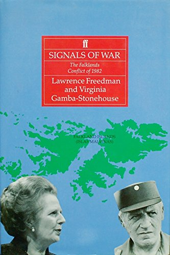 Signals of War: The Falklands Conflicts of 1982