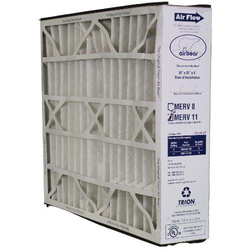 Trion 259112-102 Air Purifier Filter, 20