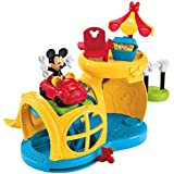 Fisher Price - Garaje de Mickey (Mattel BJP19-0)