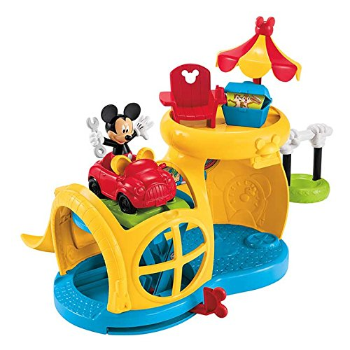 Fisher Price Mickey Mouse Clubhouse Garage