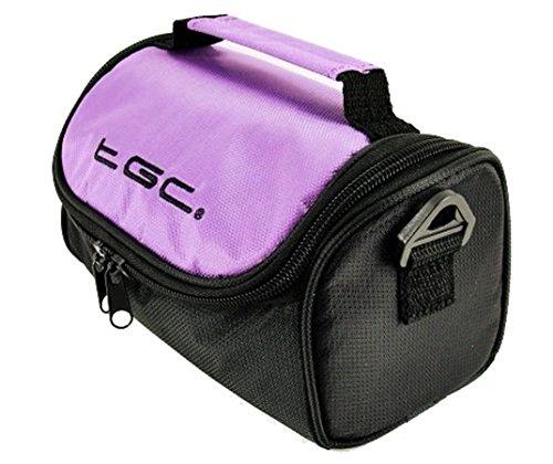Mujer TGC Purple para Electric Rosa Hombro Pastel Black al Negro Bolso amp; zrIZwqz