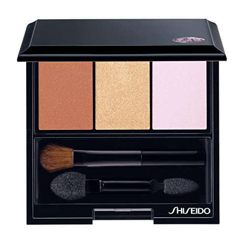 Shiseido Luminizing Satin Eye Color Trio - # BR214 Into The Woods 3g/0.1oz