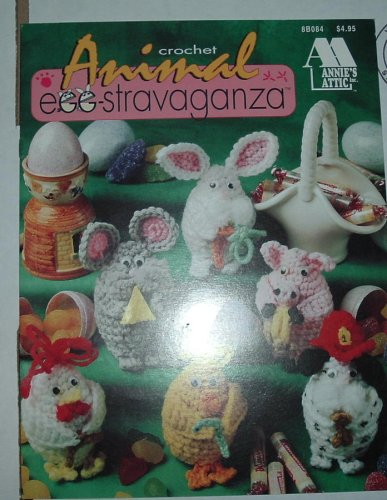Crochet Animal Egg-stravaganza
