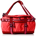 North Face Base Camp Small Duffle Bag One Size Melon Red Calypso Coral