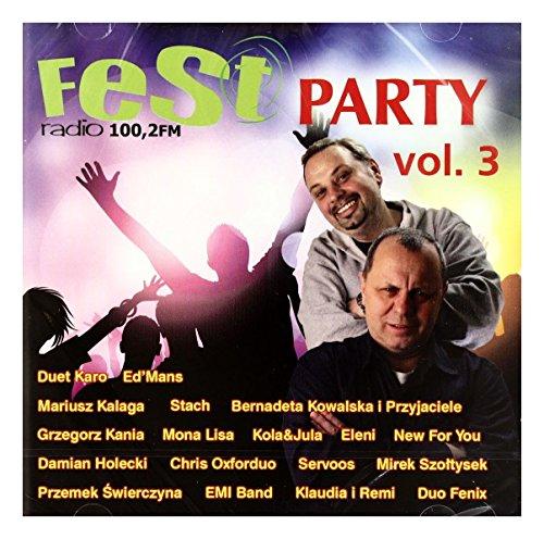 Price comparison product image Fest Party vol. 3 [CD]