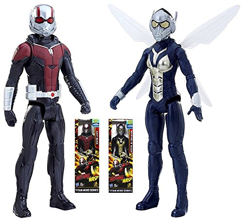 Marvel's Ant-Man & The Wasp Titan Hero Set 12