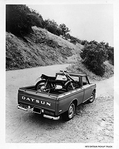 1972 Datsun Pickup Truck Factory Photo