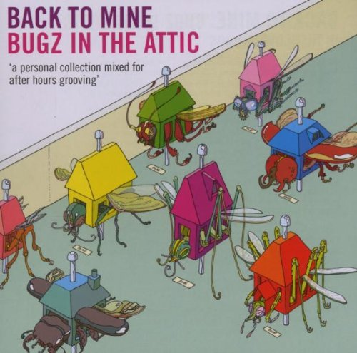 Bugz In The Attic - FabricLive. 12