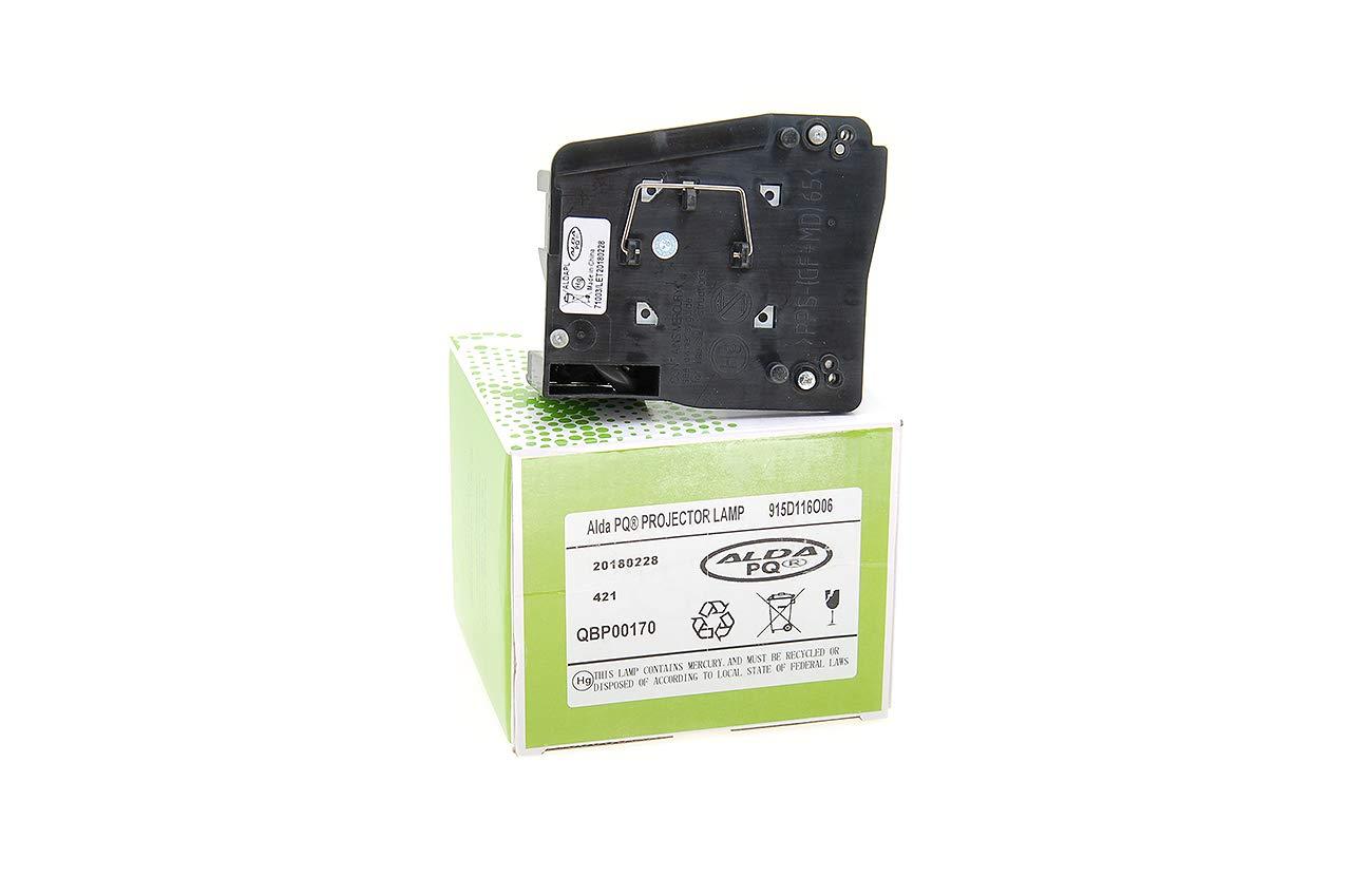 VLT-XD2000LP Projecteurs XD2000U Alda PQ-Premium Lampe de projecteur compatible avec VLT-XD2000LP pour MITSUBISHI WD2000U Lampe avec bo/îtier XD1000U