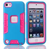 Best Cover Skins For IPod Touches - iTouch 5,Touch 6 Case,SAVYOU 3in1 Heavy Duty High Review