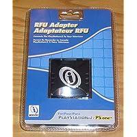 Adaptador RFU /modulador para PlayStation 1 y 2