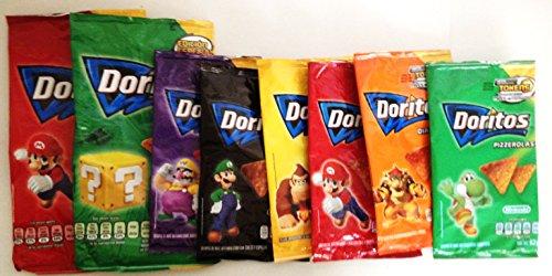 nintendo-characters-mexico-exclusive-doritos-8-bag-set-mario-donkey-kong-empty