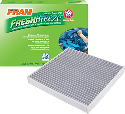FRAM CF11809 Fresh Breeze Cabin Air Filter with Arm & ()
