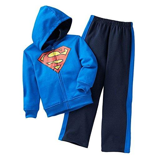 Zip Hoodie Pants - 8