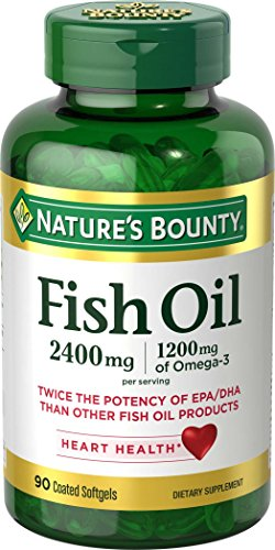 Natures Bounty Strength Odorless Softgels product image