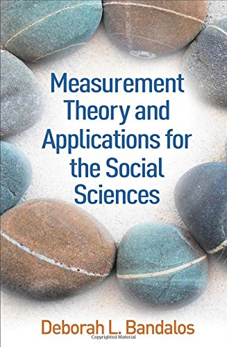 READ Measurement Theory and Applications for the Social Sciences (Methodology in the Social Sciences)<br />WORD