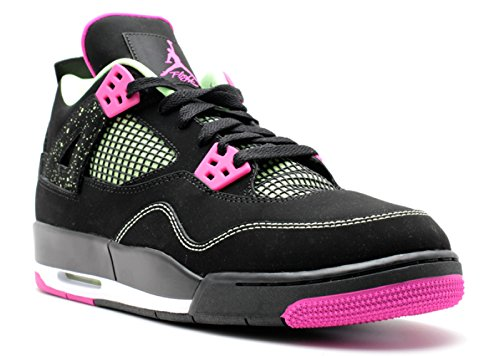 Jordan Retro 4 Basketball Gradeschool Girls Shoes Size 9.5 by NIKE