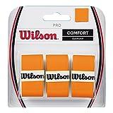 Wilson WRZ470820 Pro Overgrip Racquet Grips -Burn