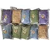 Natural Auto Air Purifying Bamboo Charcoal Bag/ Air Freshener (10*100g)