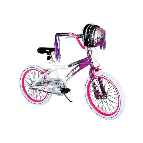 UPC 087876105275, Dynacraft Girl's Magna Sapphire Bike (Purple/Pink, 20-Inch)