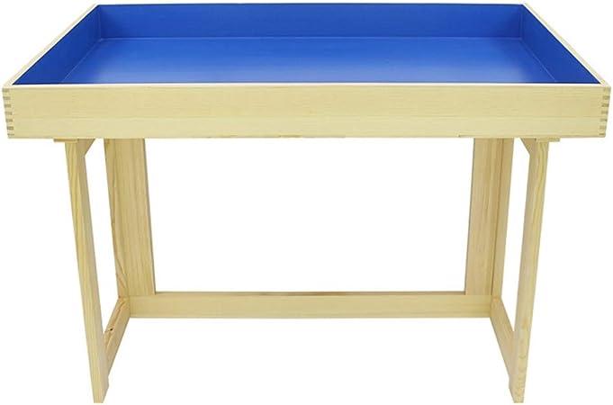 Mesa de juego infantil Juego de mesa de arena Consulting Psicología Sala Arena de madera maciza